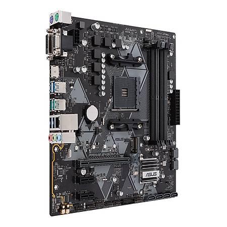 ASUS PRIME B450M-A/CSM DDR4 4400MHz HDMI DVI VGA M.2 USB 3.1 mATX AM4