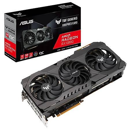 ASUS TUF Gaming Radeon RX 6800 16GB 256Bit GDDR6