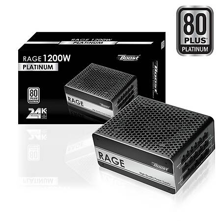Power Boost BST-ATX1200P 1200W 80+ Platinum Power Supply