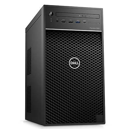 Dell Precision 3650 Xeon W-1370 vPro 16GB UDIMM ECC 256GB SSD 1TB HDD 8GB Quadro RTX4000 460W Windows 10 Pro 3650-W-1370-1