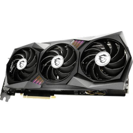 MSI GeForce RTX 3060 GAMING X TRIO 12G 12GB 192Bit GDDR6