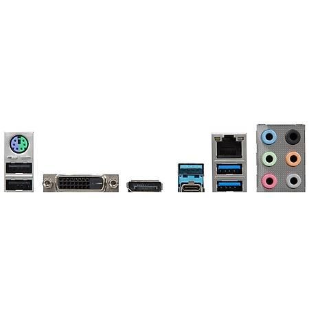 MSI B360-A PRO 2666MHz DDR4 DVI DP M.2 USB3.1 ATX 1151p