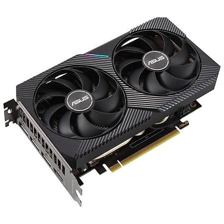 ASUS Dual GeForce RTX 3060 Ti MINI OC Edition 8GB 256Bit GDDR6