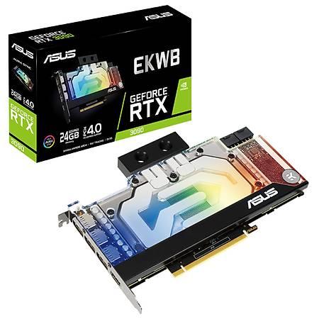 ASUS EKWB GeForce RTX 3090 24GB 384Bit GDDR6X
