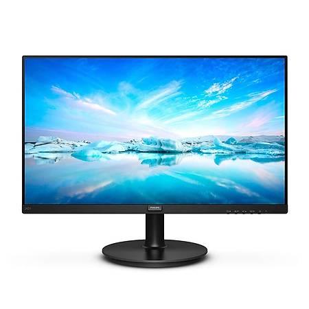 Philips 21.5 221V8/01 1920x1080 VGA HDMI FreeSync 4ms Siyah