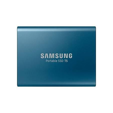 Samsung T5 250GB USB 3.1 Taþýnabilir SSD Disk MU-PA250B/WW