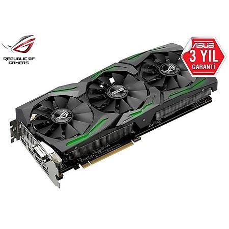 ASUS ROG Strix Radeon RX 580 Top Edition 8GB 256Bit GDDR5