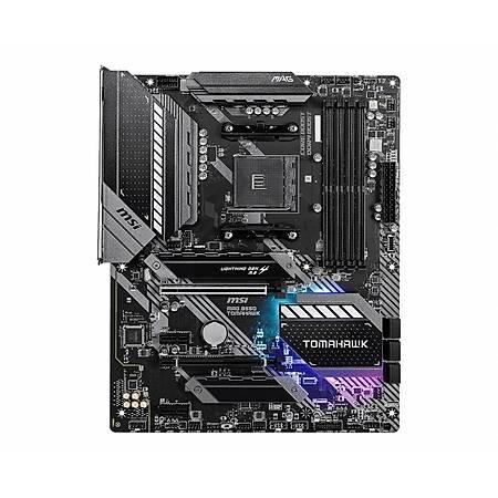 MSI MAG B550 TOMAHAWK DDR4 4866MHz (OC) HDMI DP TYPE-C M.2 ATX AM4