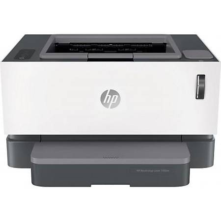 HP Neverstop Laser 1000w Wi-Fi Tanklý Lazer Yazýcý 4RY23A