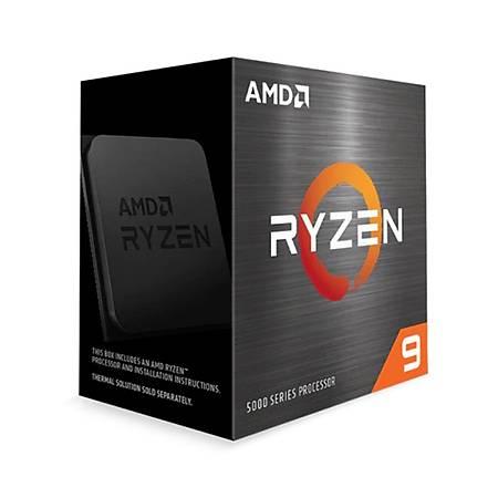 AMD Ryzen 9 5900X Soket AM4 3.7GHz 64MB Cache Ýþlemci