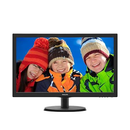 Philips 21.5 223V5LHSB2/00 1920x1080 HDMI VGA 5ms Siyah