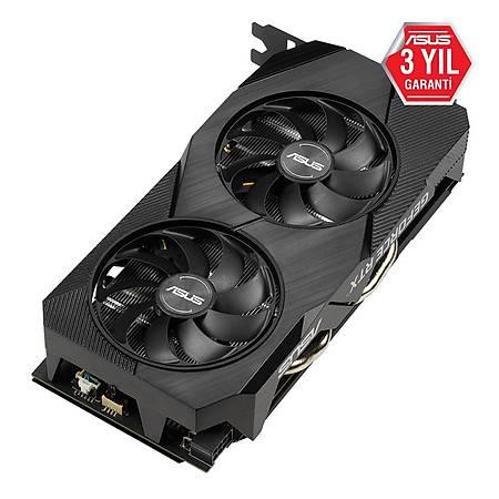 ASUS GeForce RTX 2060 6G Dual OC EVO 192Bit GDDR6