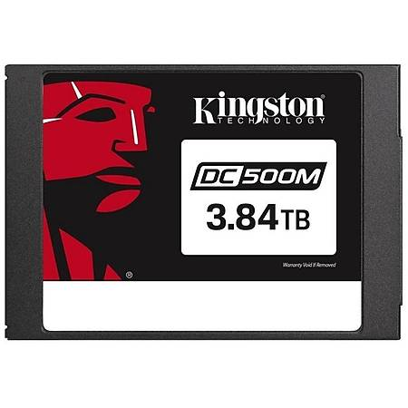 Kingston DC500M 3840GB Sata 3 SSD Disk SEDC500M/3840G