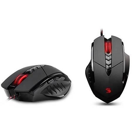 Bloody V7M HD Optik Multi Core Metal Ayak 3200CPI Oyuncu Mouse