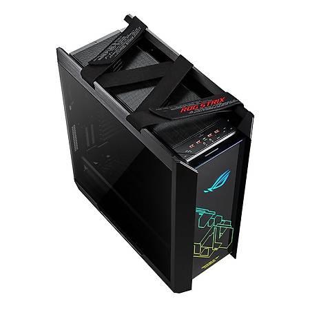 Asus TUF Gaming GX601 Helios Temperli Cam MidTower Kasa PSU Yok
