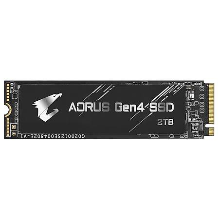 Gigabyte Aorus Gen4 2TB NVMe M.2 SSD Disk GP-AG42TB