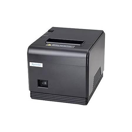 X-Printer Xp-Q800 203 dpi Usb RS-232 Ethernet Barkod Yazýcý