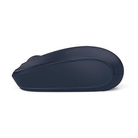 Microsoft Kablosuz Mouse 1850 Lacivert U7Z-00013