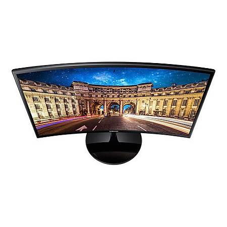 Samsung LC24F390FHMXUF 23 1920x1080 60Hz 4ms HDMI VGA Curved Led Monitör