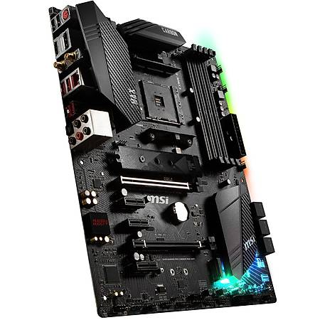 MSI B450 GAMING PRO CARBON MAX Wi-Fi DDR4 4133MHz HDMI DP 2xM.2 USB 3.1 ATX AM4