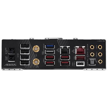 GIGABYTE X570 AORUS XTREME Wi-Fi DDR4 5100MHz (OC) TYPE-C M.2 USB 3.2 ATX AM4