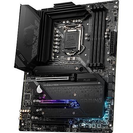 MSI MPG Z590 GAMING PLUS DDR4 5333MHz (OC) DP HDMI 3xM.2 USB 3.2 2.5Gbit Lan ATX 1200p
