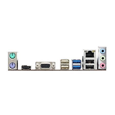 Biostar H310M-HP DDR4 2666MHz VGA HDMI mATX 1151p