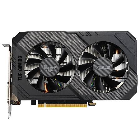 ASUS TUF GeForce GTX 1660 SUPER OC Edition GAMING 6GB 192Bit GDDR6