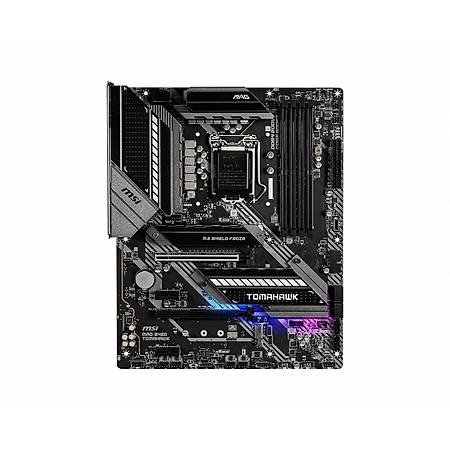 MSI MAG B460 TOMAHAWK DDR4 2933MHZ HDMI DP USB 3.2 M2 RGB ATX 1200p