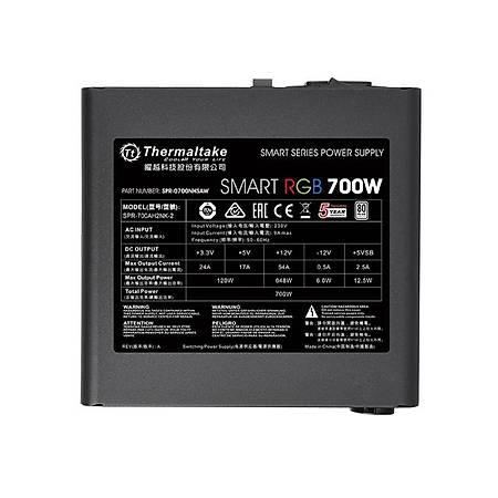 Thermaltake Smart RGB 700W 80+ RGB Led Power Supply