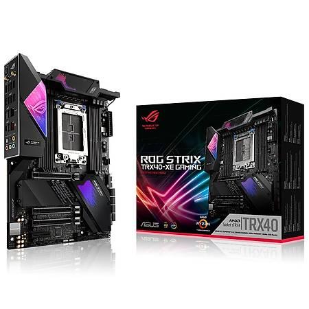 ASUS ROG STRIX TRX40-XE GAMING DDR4 4666MHz (OC) 3xM.2 USB 3.2 Wi-Fi AURA RGB TRX40