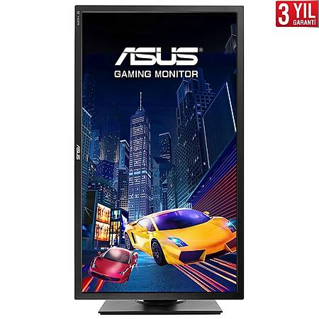 ASUS 28 VP28UQGL 4K UHD 3840x2160 60Hz Dp Hdmý 1ms Oyuncu Led Monitör