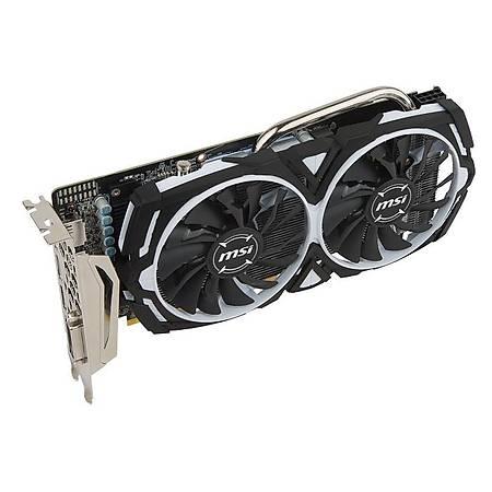 MSI Radeon RX 570 ARMOR OC 4GB 256Bit GDDR5