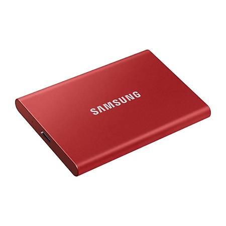 Samsung T7 2TB Usb 3.2 2.5 Taþýnabilir Portatif SSD Disk MU-PC2T0R