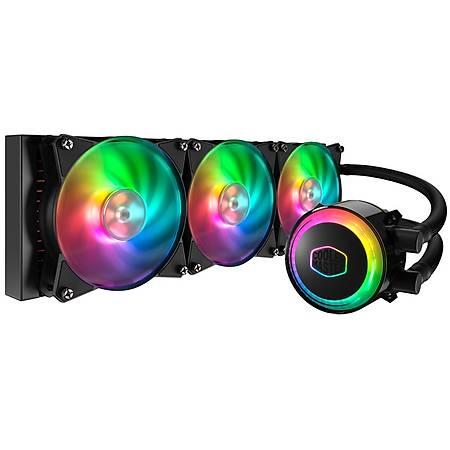 Cooler Master MasterLiquid ML360R RGB Led Fanlý AM4 Destekli Sývý Soðutma