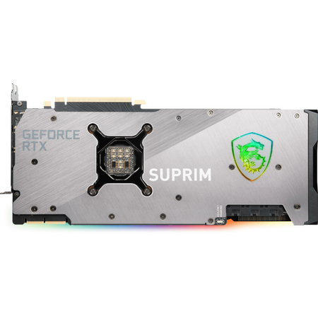 MSI GeForce RTX 3090 SUPRIM 24G 24GB 384Bit GDDR6X