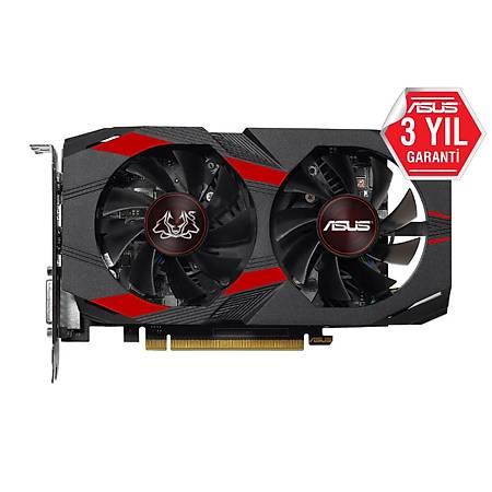 ASUS Cerberus GeForce GTX 1050 Ti OC Edition 4GB 128Bit GDDR5