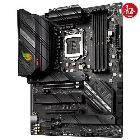 ASUS ROG STRIX B560-F GAMING Wi-Fi DDR4 5000MHz (OC) DP HDMI 3xM.2 USB3.2 Wi-Fi AX AURA RGB ATX 1200p