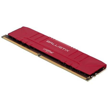 Crucial Ballistix 16GB DDR4 3000MHz BL16G30C15U4R Kutusuz Ram