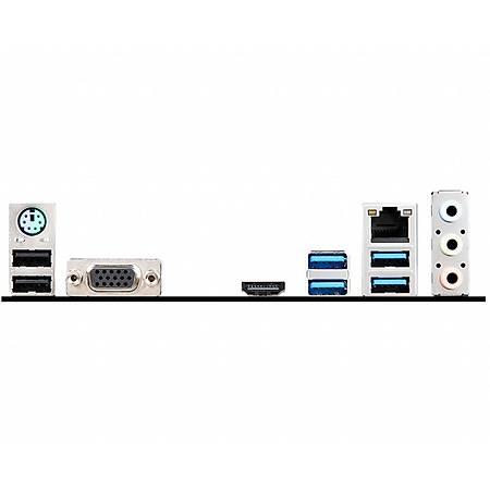 MSI B365M PRO-VH DDR4 2666MHz VGA HDMI SATA 6GB/S M.2 USB3.1 mATX 1151p
