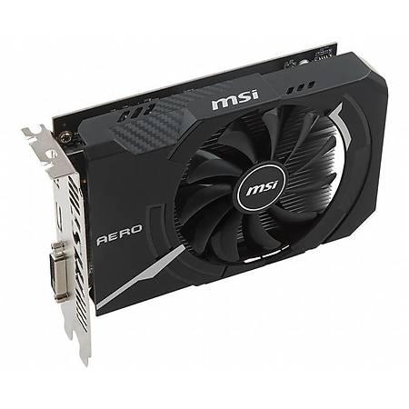 MSI Radeon RX 550 4GT LP OC 4GB 128Bit GDDR5