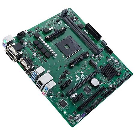 ASUS PRO A520M-C/CSM DDR4 4400MHz VGA DVI HDMI M.2 USB3.2 Micro-ATX AM4