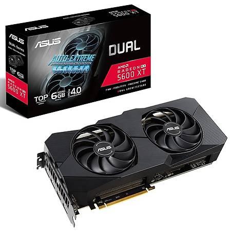 ASUS Dual Radeon RX 5600XT EVO 6GB 192Bit GDDR6
