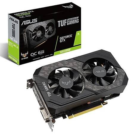 Powered By ASUS B550M PLUS Ryzen 5 3600 16GB 480GB SSD 6GB GeForce GTX1660 SUPER 650W PSU