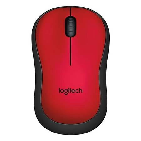 Logitech M220 Kablosuz Silent Mouse Kýrmýzý 910-004880