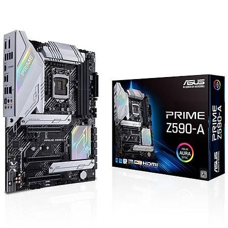 ASUS PRIME Z590-A DDR4 5000MHz HDMI DP M.2 USB3.2 ATX 1200p
