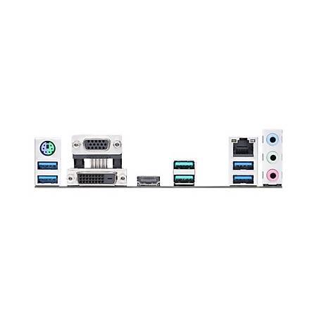 ASUS PRIME B550M-A DDR4 4400MHz (OC) VGA DVI HDMI M.2 USB3.2 AURA RGB mATX AM4
