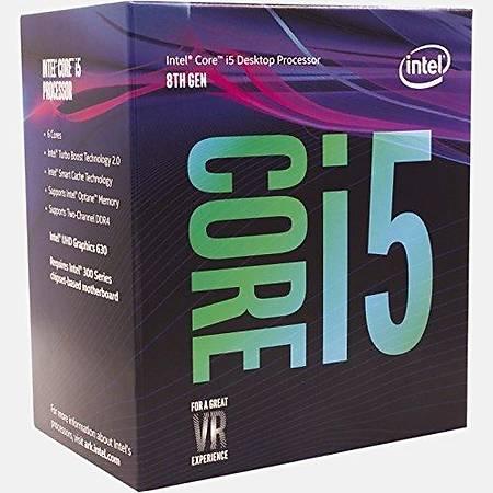 Intel Core i5 8500 Soket 1151 3.0GHz 9MB Cache Ýþlemci