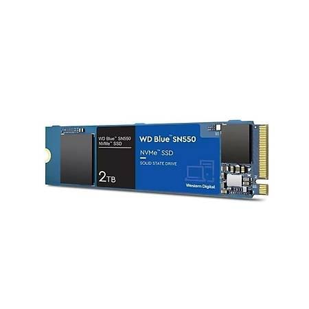 WD Blue SN550 2TB M.2 2280 SSD Disk WDS200T2B0C