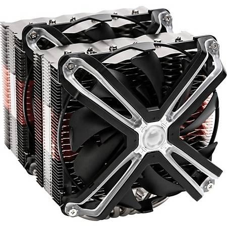 Zalman CNPS20X 140mm AMD Intel Uyumlu Led Ýþlemci Soðutucu